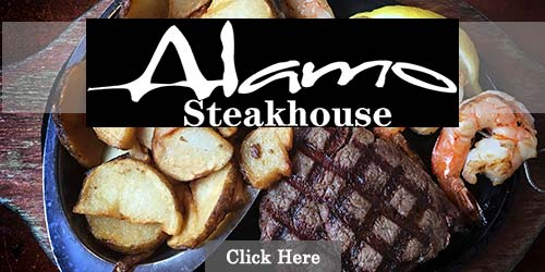Steaks and more in Pigeon Forge or Gatlinburg
