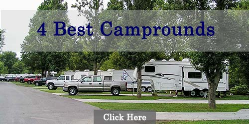 Read about 4 great campgrounds in the area