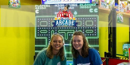 Arcade games and more