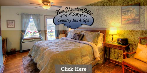 Bed and Breakfast near Sevierville