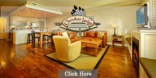 Cherokee Lodge Condo in Pigeon Forge