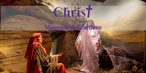 Things to do in gatlinburg tn try these gatlinburg - Christ in the smokies museum and gardens ...