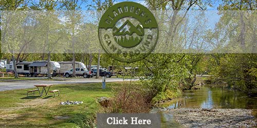 Campground in Pigeon Forge, TN