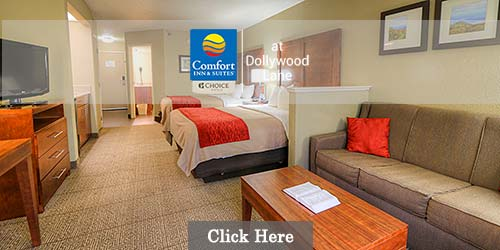 Ken Maples - Comfort Inn & Suites at Dollywood Lane