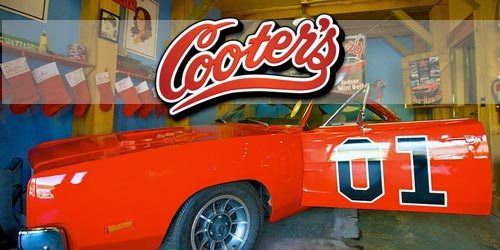 Cooter's Place - Dukes of Hazzard Museum