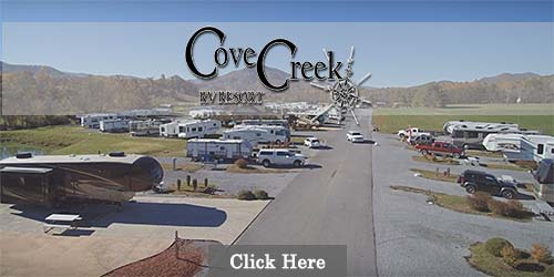 Park the RV or camper