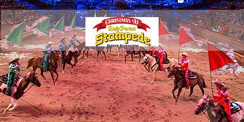 Dolly Parton's Stampede Christmas