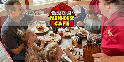 Great place to eat in Pigeon Forge