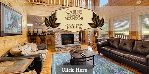 Overnight cabin rentals in Gatlinburg