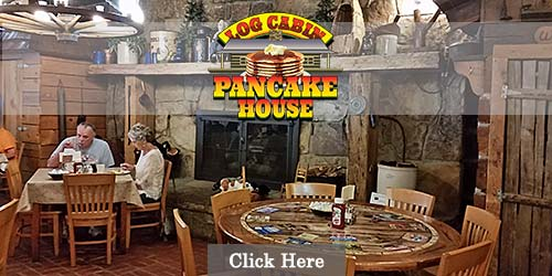 Good pancakes in Gatlinburg