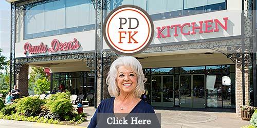 Paula Deen's Restaurant in Pigeon Forge