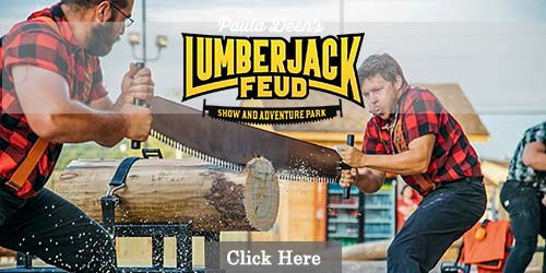 Pigeon Forge Lumberjack Show
