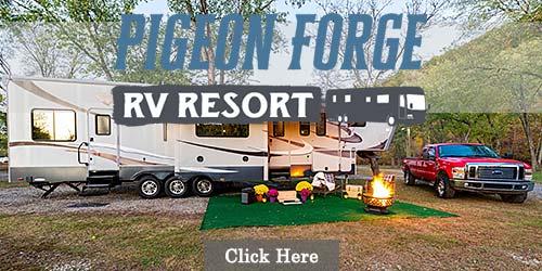 Camp near the national park