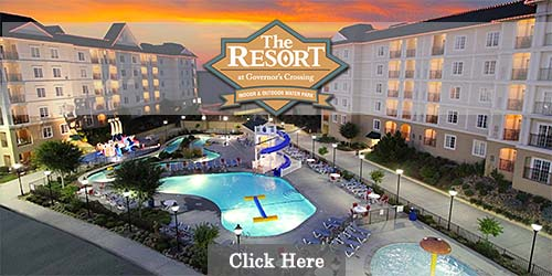 Hotel and resort in Sevierville