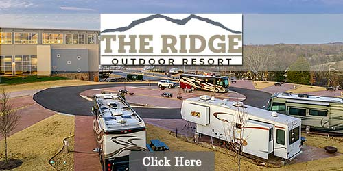 RV Park with tiny homes and glamping