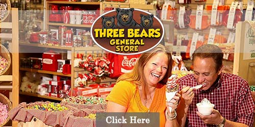 Gifts and more in Pigeon Forge