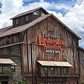 Dolly Parton's Lumberjack Adventure