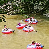 River Romp Tubes and Kayaks Rentals
