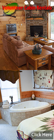 Volunteer Cabin Rentals