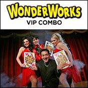 WonderWorks VIP Combo