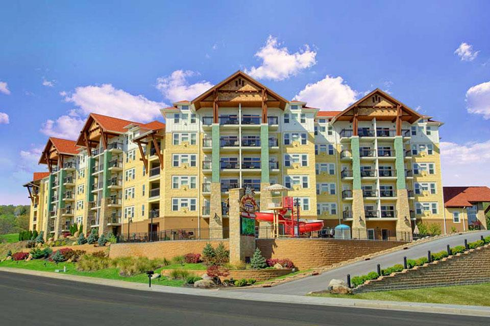 Cherokee Lodge Condos in Pigeon Forge