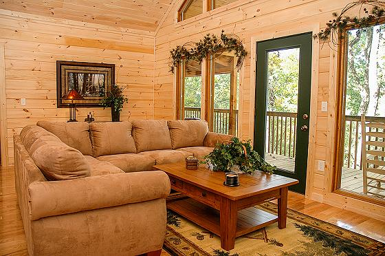 Book A Smokies Cabin to best fit your family