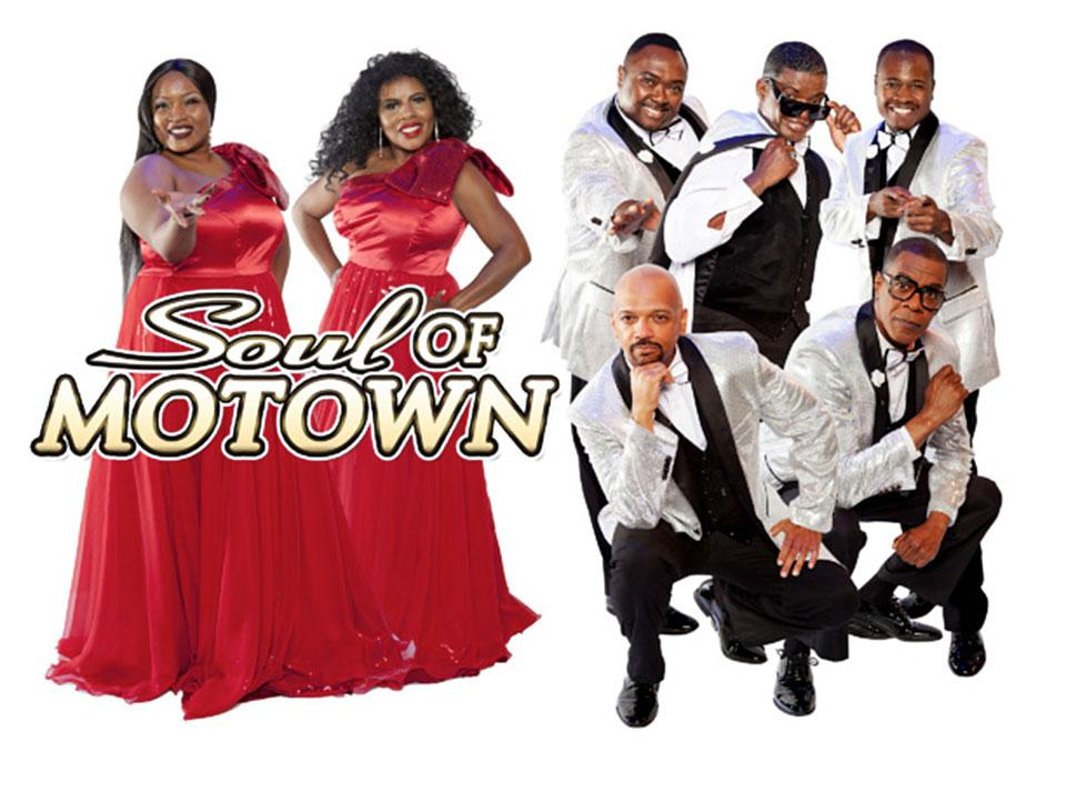Soul of Motown is a great tribute show with an all you can eat buffet.