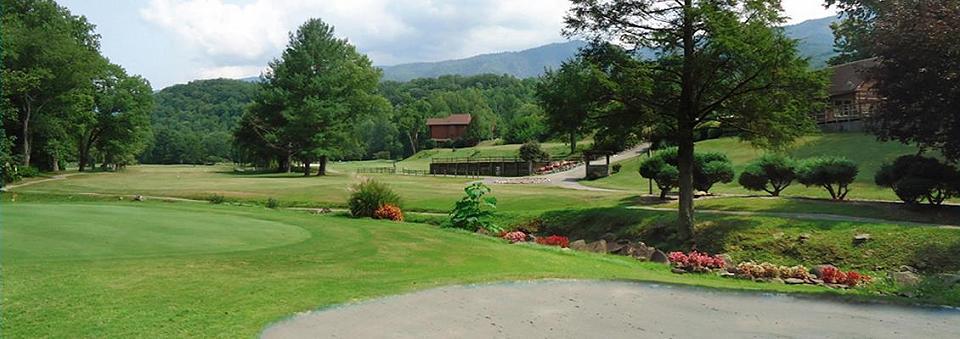 Bent Creek Golf Course landscape