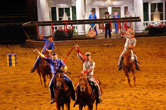 Stampede Horse Riders