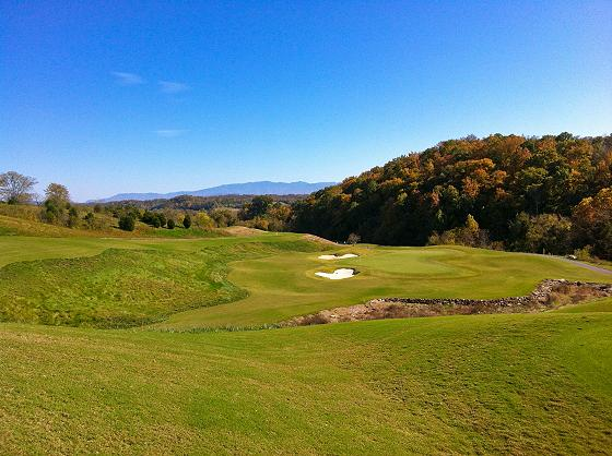 Golf Sevierville Club