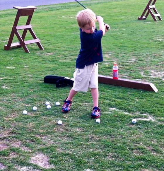 Mason Golf