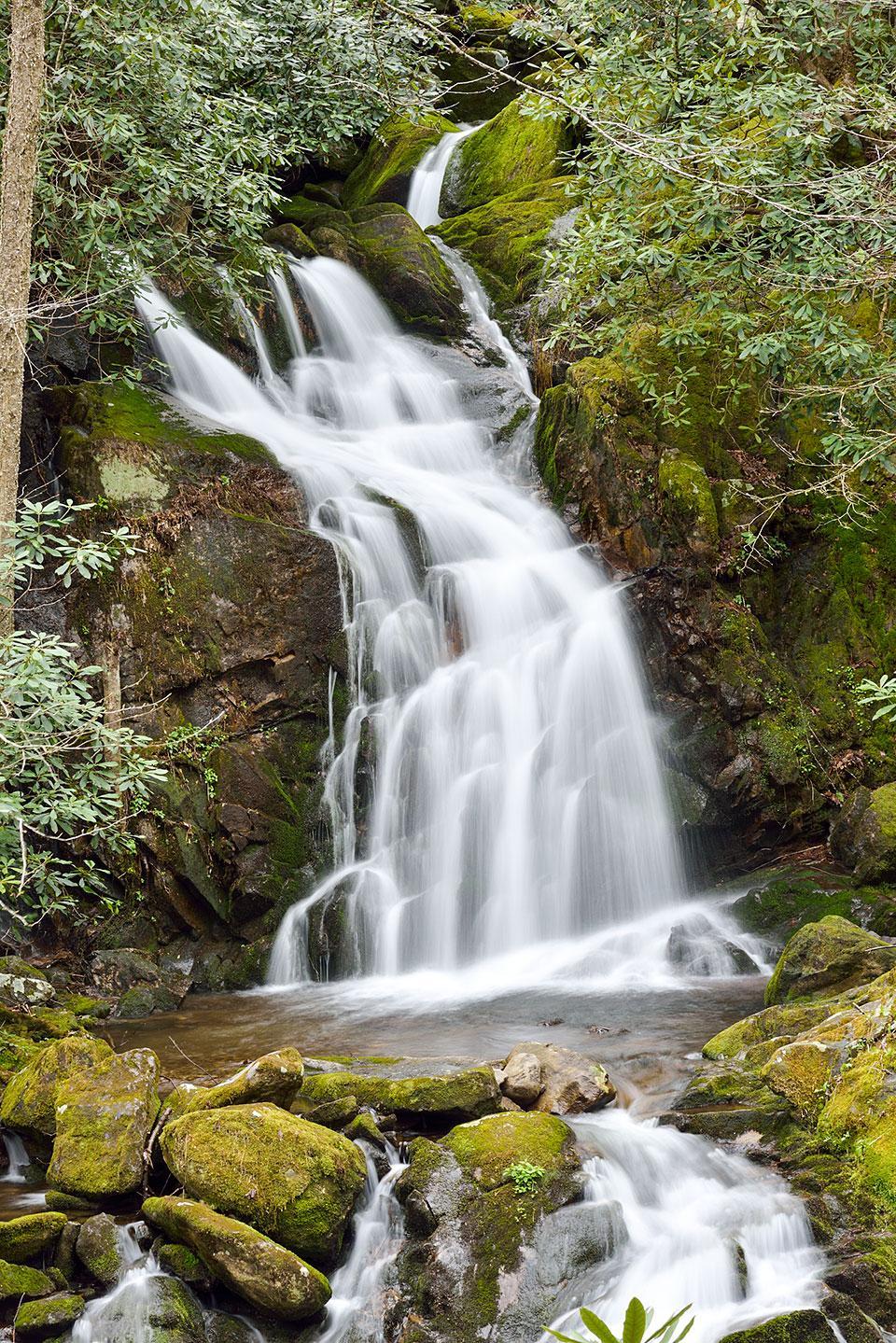 Moose Creek Falls