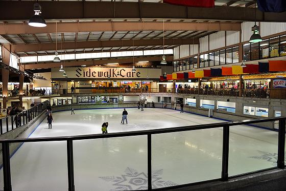 Ober Gatlinburg Ice Skating