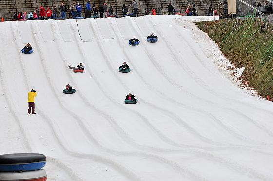 Ober Gatlinburg Snow Tubing