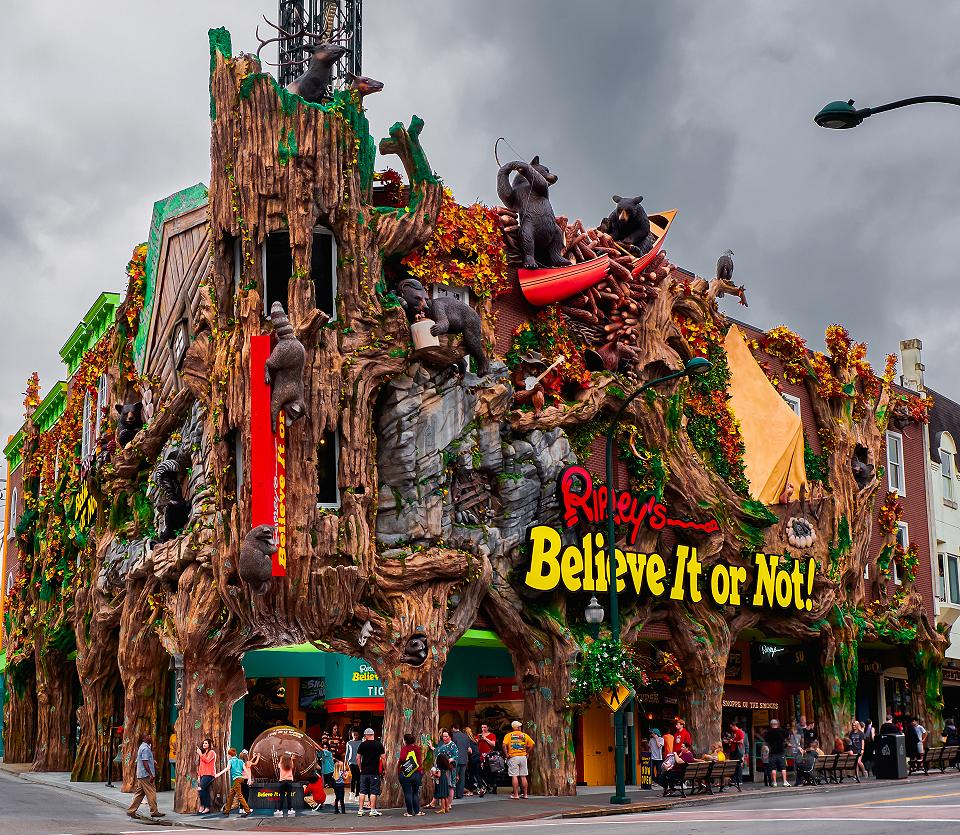 Ripley's in Gatlinburg