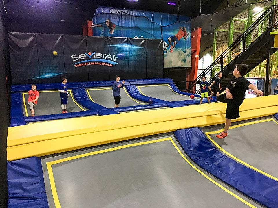 Sevier Air Trampoline Park and Ninja Course