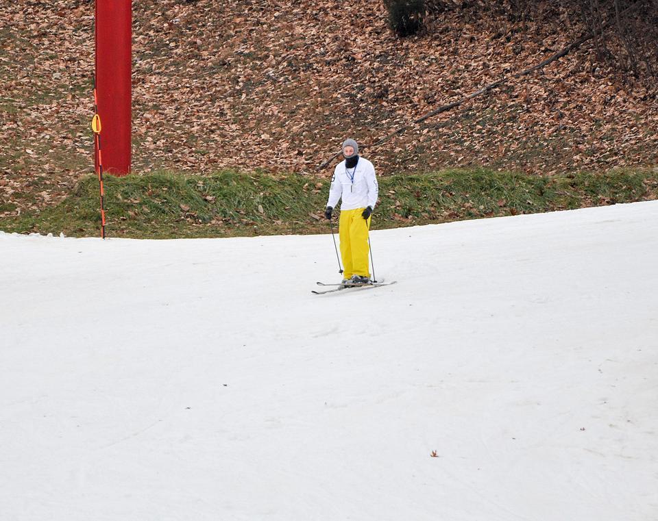 Downhill Skiing at Ober Gatlinburg