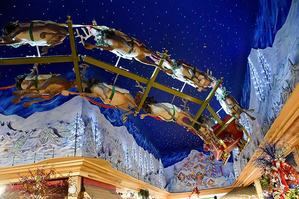 Everything Christmas all year long at the Incredible Christmas Place.