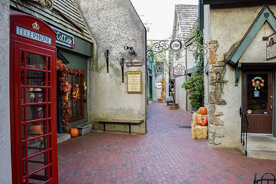 The Village Shops are the best for shopping in Gatlinburg