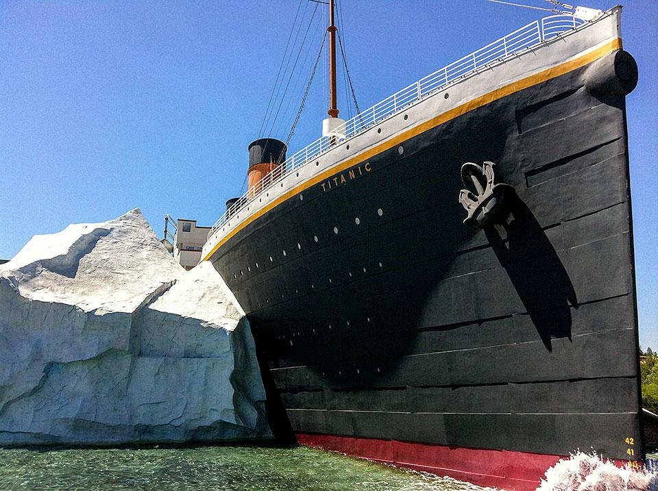 Titanic Museum Pigeon Forge Tennessee: Fascinating History