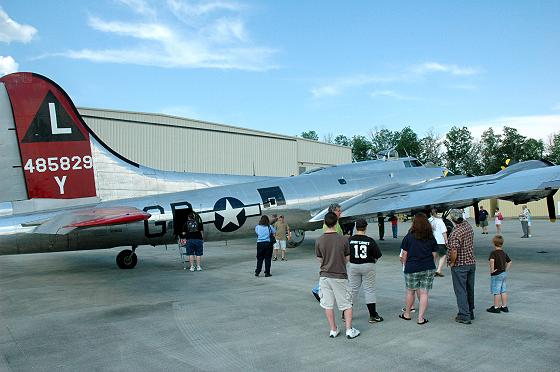Tennessee Air Museum exhibit to explore
