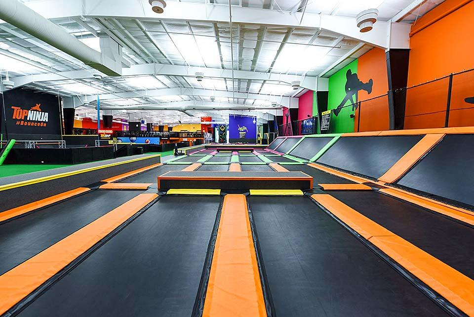 Jump and climb with TopJump in Pigeon Forge, TN