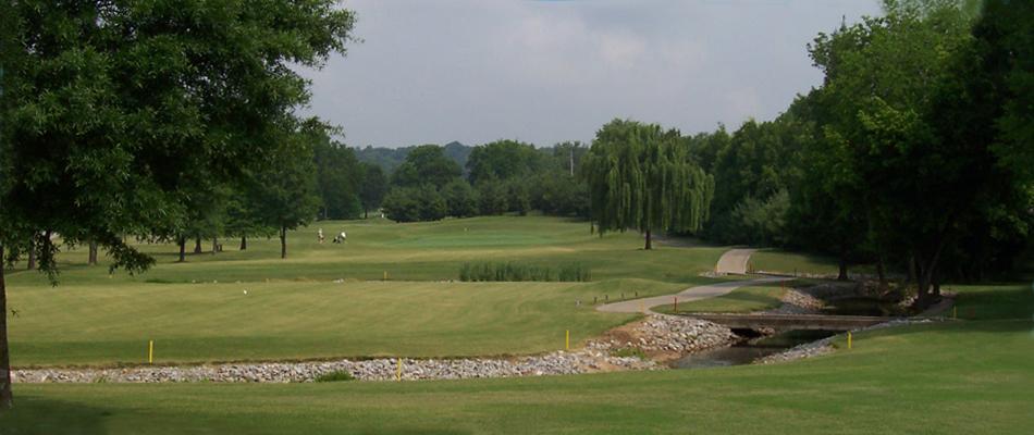 Willow Creek Golf Club, Knoxville-broad fairways